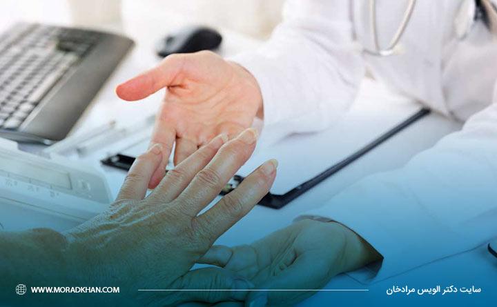 اسکلرودرمی میتواند قسمتهای مختلفی از بدن را تحت تاثیر قرار دهد.